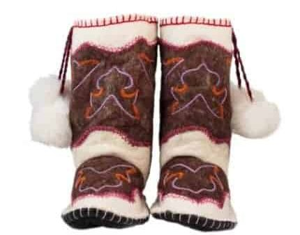 becan woogo felt boot woolenstocks