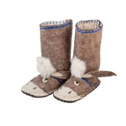 brown donkey felt boot woolenstocks-2
