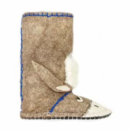 brown donkey felt boot woolenstocks-3