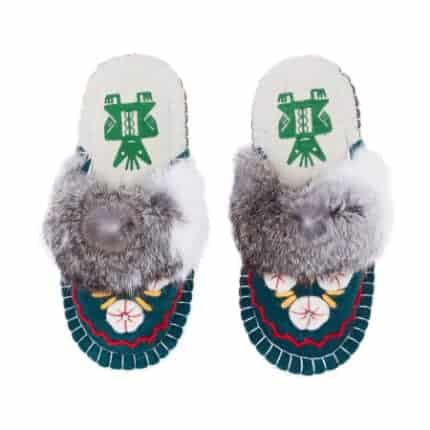 hunter kosy felt slipper woolenstocks