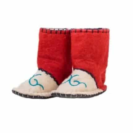 little carmine woogo felt boot woolenstocks-1