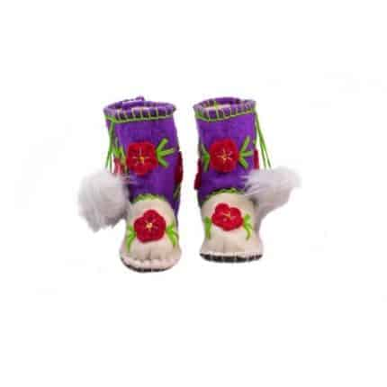 little royal red woogo felt boot woolenstocks-3