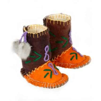 little tiger spice woogo felt boot woolenstocks-5