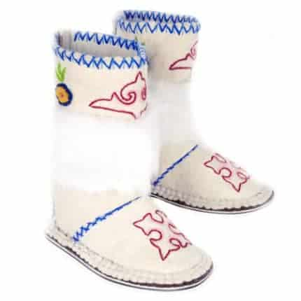 white pinky woogo boot woolenstocks-4