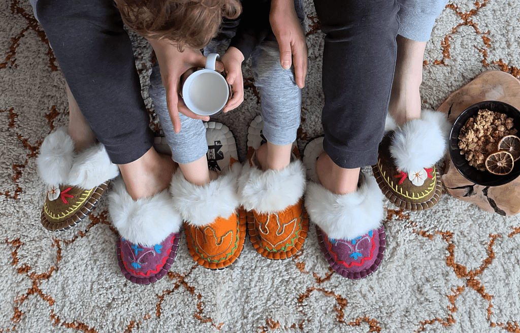 shop grown ups wool slippers and boots woolenstocks