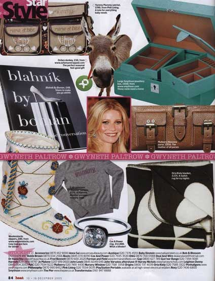 woolenstocks in the press star style