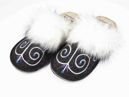 kosy trible charco slipper woolenstocks